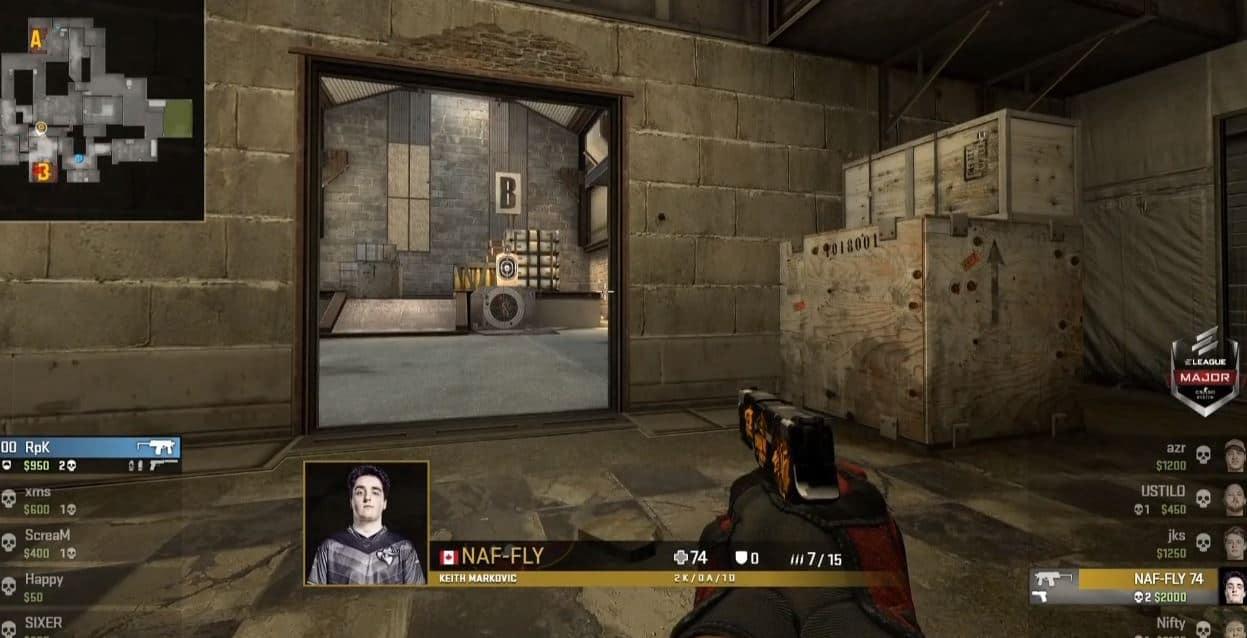 Obstawianie meczów CS:GO 2018