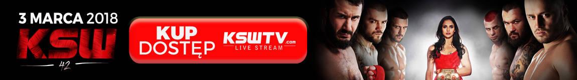 KSW 42 transmisja online