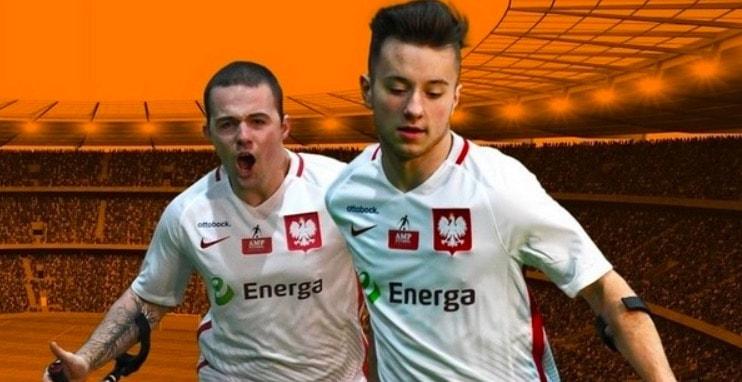 Forbet sponsorem reprezentacji Polski w AMP Futbolu!