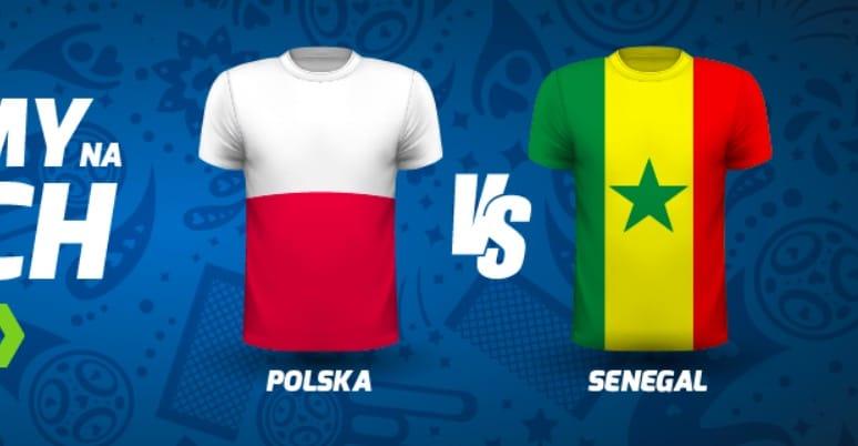 Forbet z bonusami na mecz Polska - Senegal
