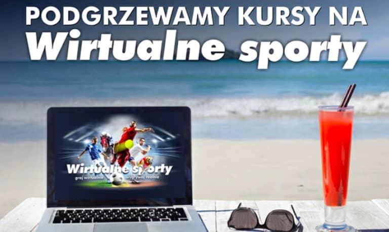Podwyższone kursy na Wirtualne Sporty w Milenium