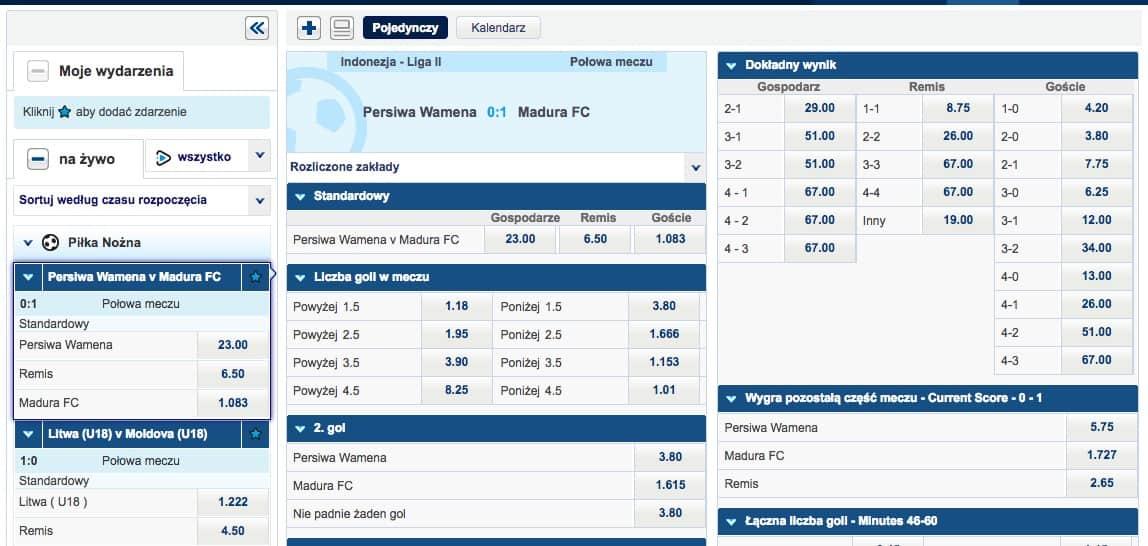 Oficjalna strona Sportingbull