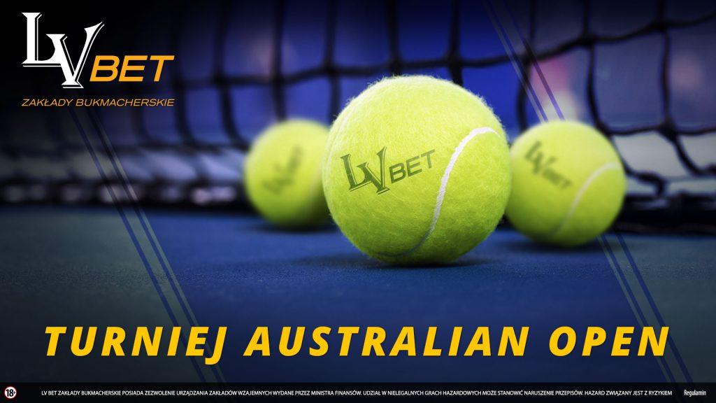 Konkurs tenisowy w LV BET!
