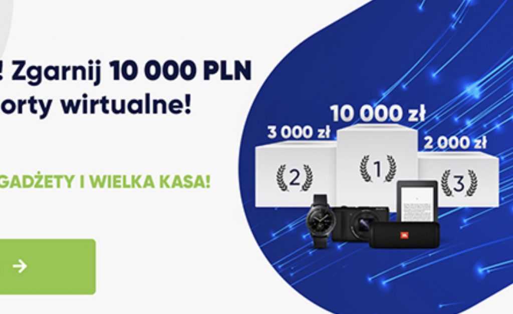 Konkurs na Wirtualne Sporty Forbet. Wygraj 10.000 PLN!