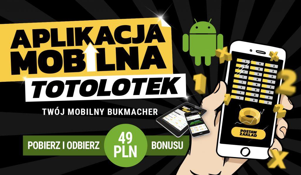 Totolotek APK. Pobieranie aplikacji na Android. Jak obstawiać legalnie przez telefon?