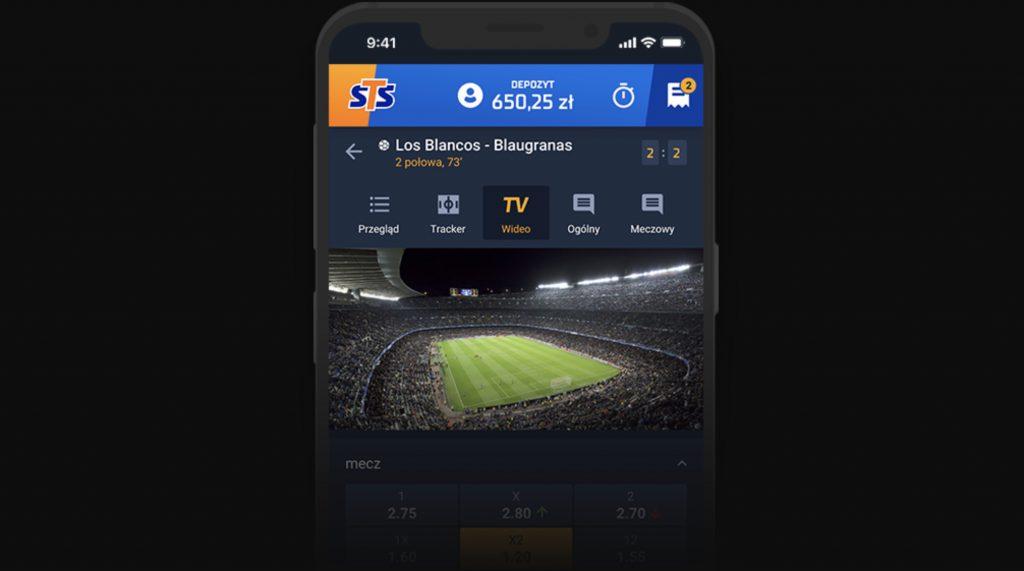 STS aplikacja mobilna. Pobieranie APK online