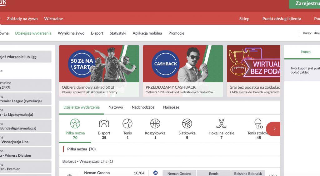 Oficjalna strona PZbuk.pl